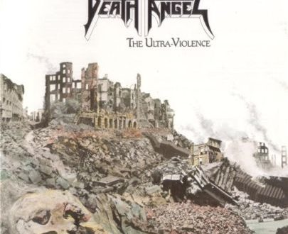 The Ultra-Violence – Death Angel