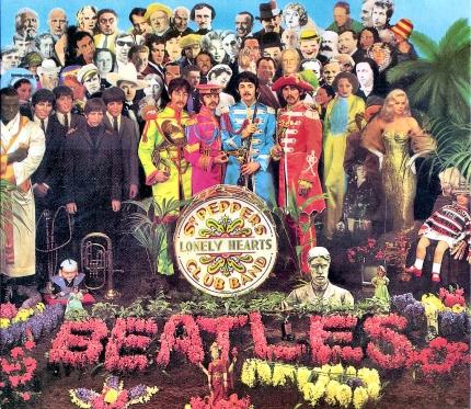 Sgt Pepper - Beatles