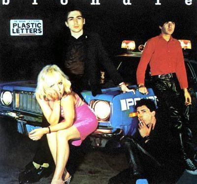 Plastic Letters – Blondie