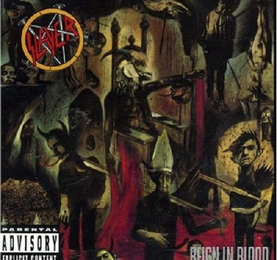 Reign in Blood – Slayer