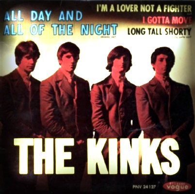 All Day and All of the Night (single) – The Kinks