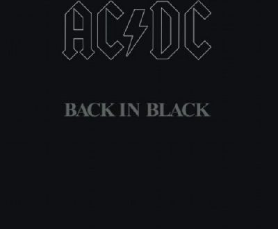Back in Black – AC / DC