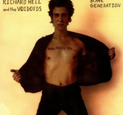 Blank Generation – Richard Hell & The Voidoids
