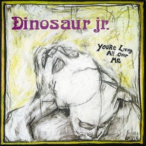 You re living all over me - Dinosaur jr