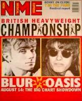 Nme blur vs oasis