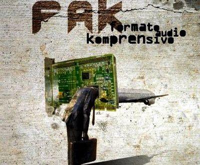 F.A.K. (ep) – Formato Audio Komprensivo