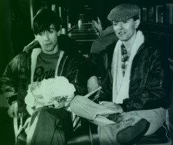 Il periodo berlinese di Iggy e Bowie