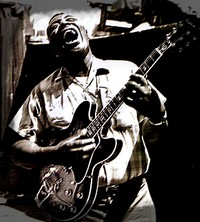 Howlin' Wolf Chicago Blues