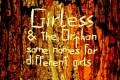 Same Names for Different Girls - Girless & The Orphan