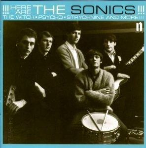 Sonics - Here are the Sonics garage rock