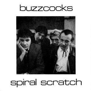 Spiral Scratch (ep) – Buzzcocks