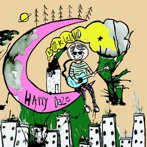 Happy Daze (ep) – Andy K Leland