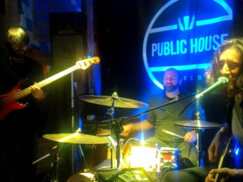 Live Report: Capitano Merletti + Homesick Suni @Biber Public House (Plugless Thursdays)