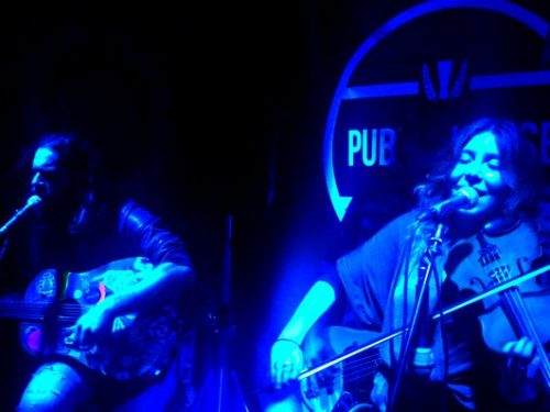 Live Report: Cosmic Bloom @Biber Public House (Plugless Thursdays)