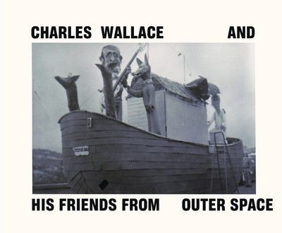 Charles Wallace and his Friends from Outer Space – Charles Wallace