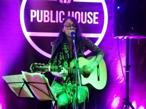 Live Report: Chiara Patronella @Biber Public House (Pink Plugless Thursdays)