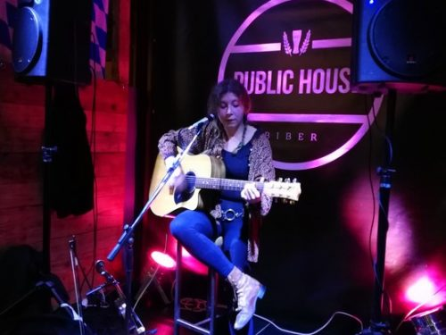 Live Report: Emma Grace @Biber Public House (Pink Plugless Thursdays)